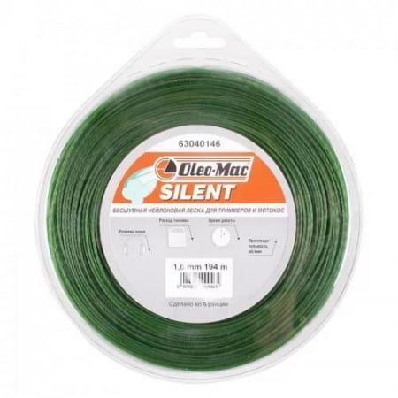 1.6мм 194м silent 6304-0146 в фирменном магазине Oleo-Mac