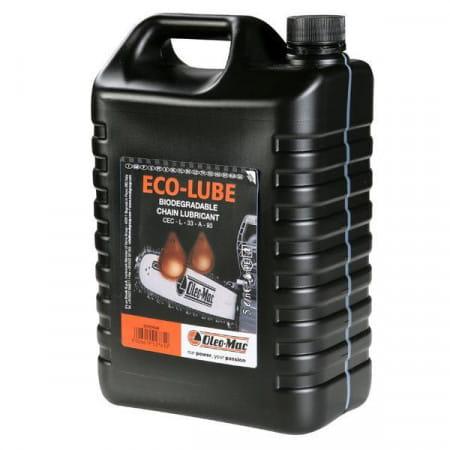 Масло биоразлагаемое Oleo-Mac Ecolube 5л