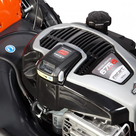 Газонокосилка бензиновая Oleo-Mac G 53 TBXE ALLROAD PLUS 4