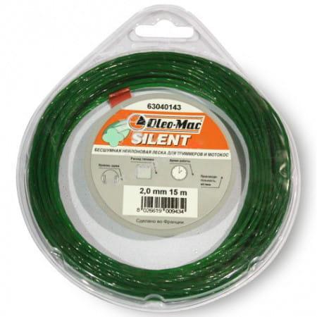 2.0мм 15м silent 6304-0143 в фирменном магазине Oleo-Mac