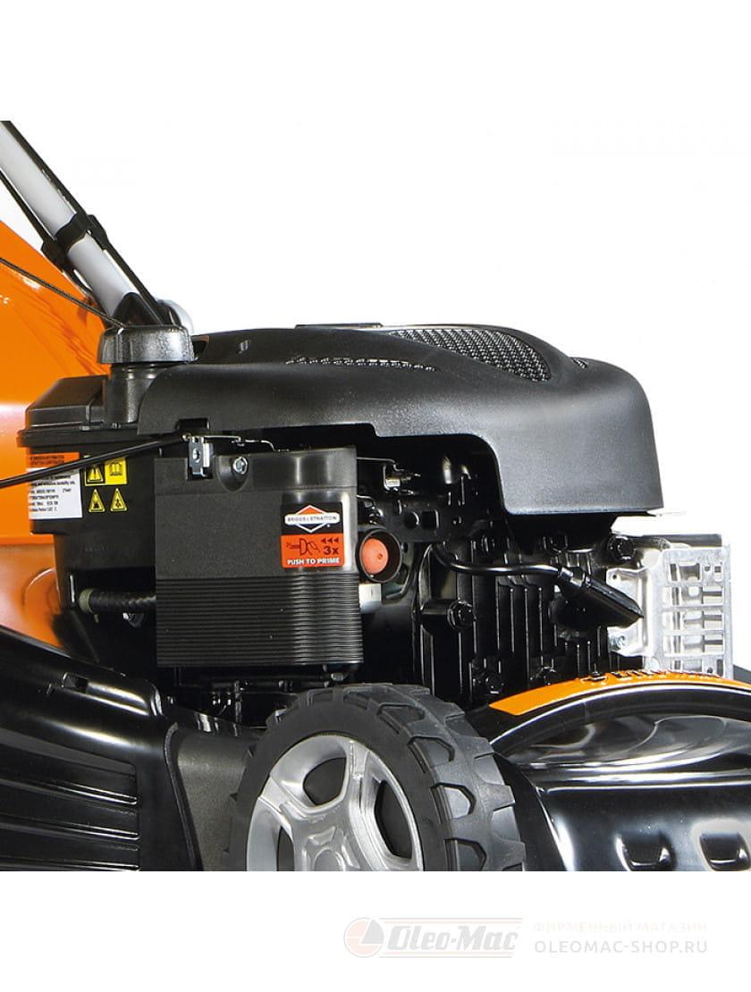 Газонокосилка бензиновая Oleo-Mac G 53 TBX ALLROAD PLUS 4